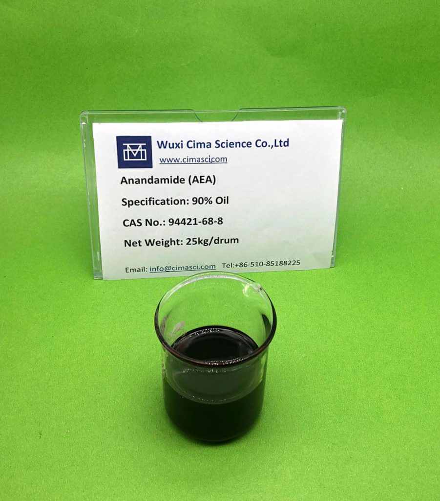 AEA oil sample